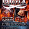 LUJURIA Arrancan su gira Mexicana