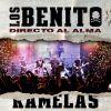 """LOS BENITO: Single de adelanto """"He Decidido"""". Nuevo CD+DVD """"Directo al Alma""""."""