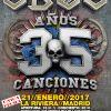 OBUS: 35 ANIVERSARIO-35 CANCIONES. MAS DE 3 HORAS DE CONCIERTO. FECHA UNICA.