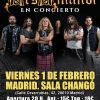 ARS AMANDI toca este viernes en Madrid. Nuevo CD.