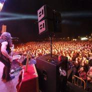 SARATOGA apoteosico concierto en el Z Live. Sigue su gira este fin de semana y anuncian nuevas fechas americanas.