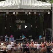 LA REGADERA vuelve de Republica Checa para continuar su gira este sabado en Miranda de Ebro (Burgos)