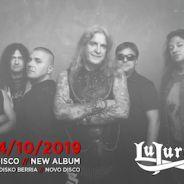 LUJURIA anuncia nuevo disco y nuevas fechas