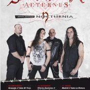 SARATOGA sigue la exitosa gira «Aeternus». Nuevas fechas.