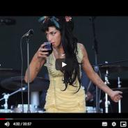 Momentos historicos: Ultimo concierto de AMY WINEHOUSE en Madrid