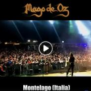 MAGO DE OZ toca ante mas de 15,000 personas en Italia. Sigue el»Apocalipsis Tour»