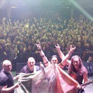 SARATOGA terminan con exito su gira por Mexico y Colombia. Nuevas fechas.