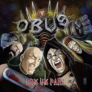 OBUS lanzaran su nuevo disco, «Con Un Par», el 13 de diciembre