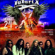 LUJURIA arrancan gira este viernes en Valladolid y estrenan videoclip