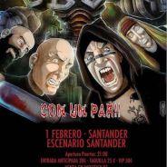 OBUS sigue su gira «Con Un Par» este fin de semana en Oviedo y Santander.