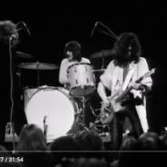 Momento historico: LED ZEPPELIN en la TV danesa (1969)