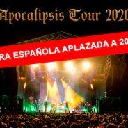 MAGO DE OZ aplazan su gira Iberica al 2021
