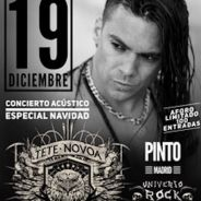 TETE NOVOA presenta «ROCK AND DOGS STREAMING». Unico concierto de 2020.