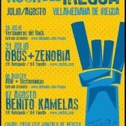 OBUS triunfan en Zaragoza y Soria y continuan su gira en julio