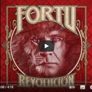 FORTU: Mira el videoclip de «Revolucion», primer single de su nuevo disco «Rompes Mi Corazon»