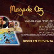 MAGO DE OZ lanzan trailer de su album «Bandera Negra» y anuncian nuevas fechas de su gira