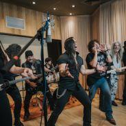Ya disponible el videoclip de «Larga Vida al Metal» con Tete Novoa, Fortu Sanchez, Oscar Sancho y mas