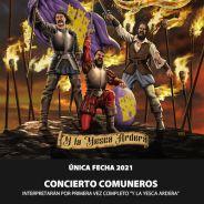 LUJURIA: Unica actuacion de 2021. Concierto integro de 'Y La Yesca Ardera'