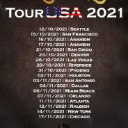 MAGO DE OZ arrancan su extensa gira americana