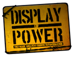 DISPLAY OF POWER LOGO2012